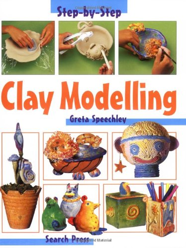 9780855329143: Clay Modeling (Step-By-Step Children's Crafts)