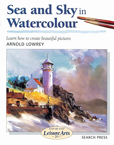 9780855329204: Sea and Sky in Water (Step-by-Step Leisure Arts)