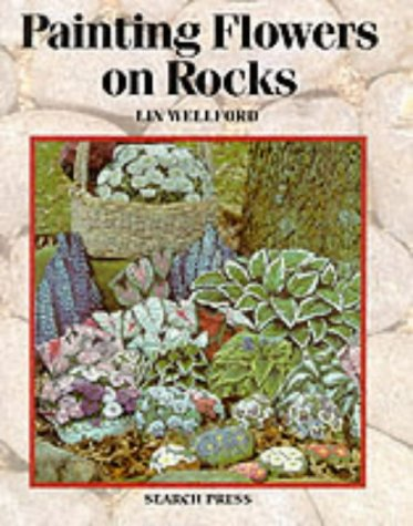 9780855329259: Painting Flowers on Rocks