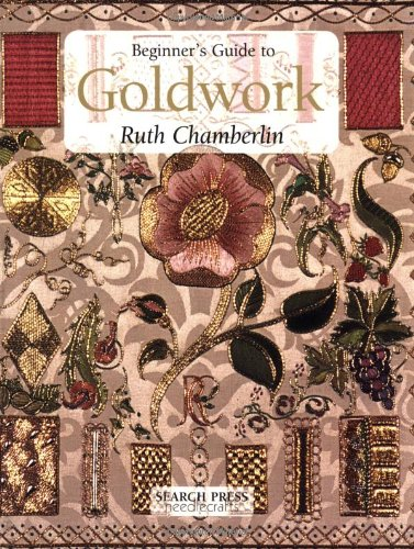 9780855329549: Beginners Guide to Goldwork