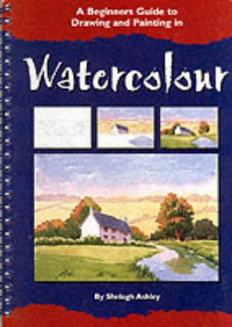 9780855329587: A Beginner's Guide to Drawing and Painting in Watercolour (Beginners Guide Drawing/Paint)