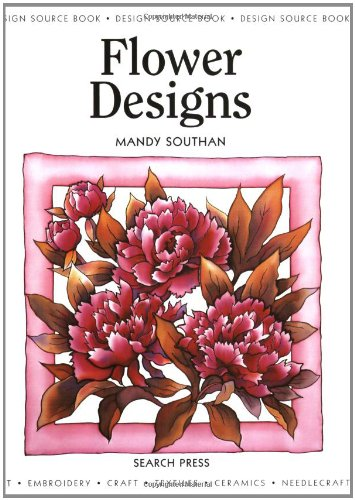 9780855329716: Flower Designs (Design Source Books)