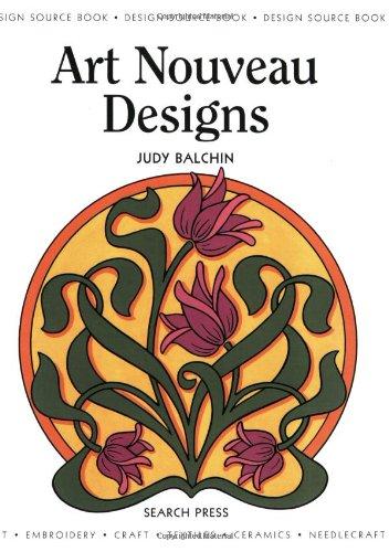 9780855329730: Design Source Book: Art Nouveau Designs (Design Source Books)