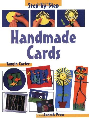9780855329815: Handmade Cards (Step-by-Step Children's Crafts)