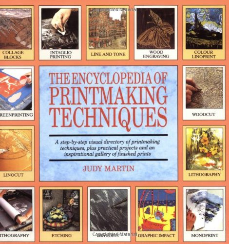 9780855329877: The Encyclopedia of Printmaking Techniques