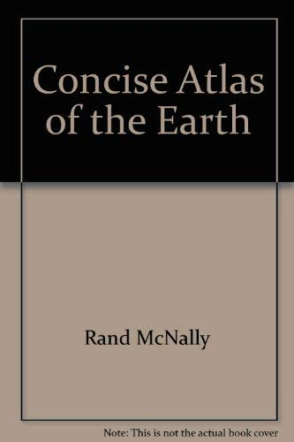 9780855330323: The Mitchell Beazley Concise Atlas of the Earth