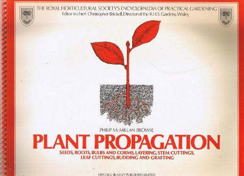 9780855331467: Plant Propagation (The Simon and Schuster Step-by-Step Encyclopedia of Practical Gardening)