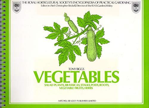 9780855331924: Vegetables