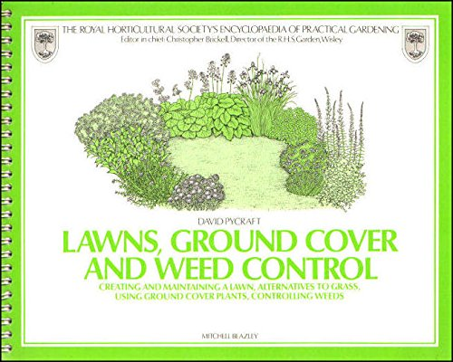 9780855332198: 'LAWNS, GROUND COVER AND WEED CONTROL'