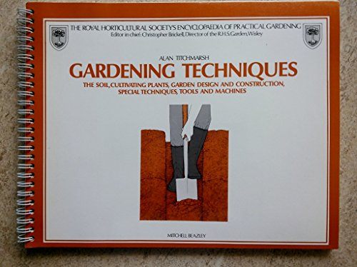 Gardening Techniques (9780855332921) by Alan Titchmarsh