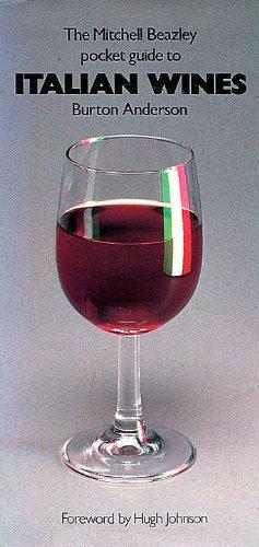 9780855333850: Pocket Guide to Italian Wine