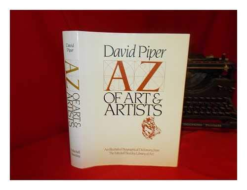 A-Z of Art and Artists.