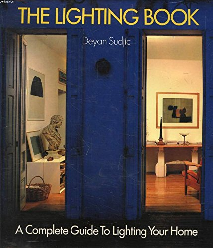 9780855335779: The Lighting Book