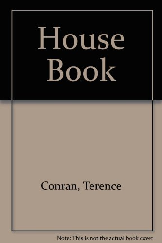 9780855336493: House Book