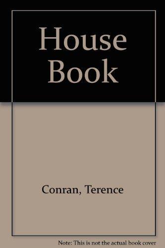 9780855336493: House Book