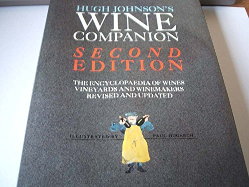 9780855336790: Hugh Johnson's Wine Companion: The Encyclopaedia of Wines, Vineyards and Winemakers