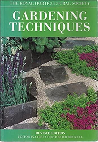 9780855337094: Gardening Techniques