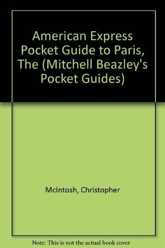9780855337414: American Express Pocket Guide to Paris