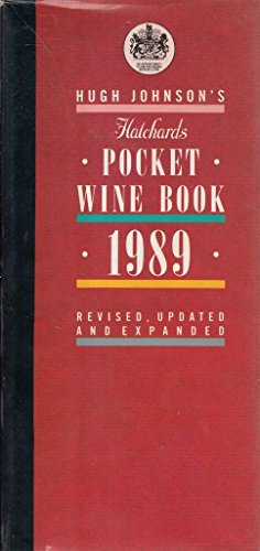 Hugh Johnson's Hatchards Pocket Wine Book 1989