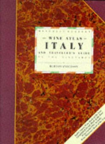 9780855337933: The Wine Atlas of Italy