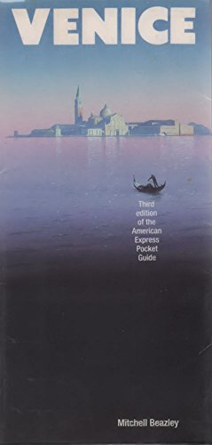 9780855338718: American Express Pocket Guide to Venice, The (American Express Pocket Guides)