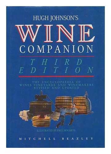 9780855338923: Wine Companion 3Rd Edn