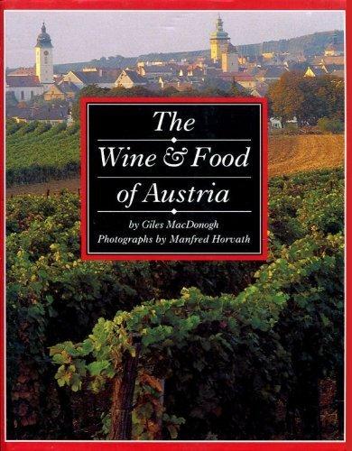 9780855339449: Wine And Food Of Austria