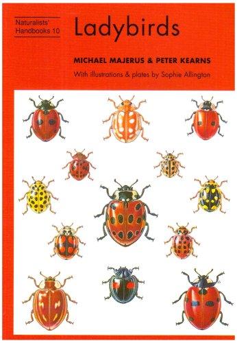Ladybirds (Naturalists' Handbook Series): Majerus, Michael, Kearns,