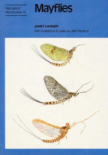 Stock image for Mayflies (Naturalists' Handbook Series) for sale by Phatpocket Limited