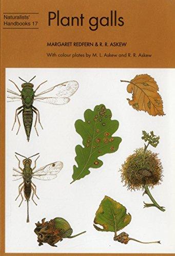9780855462857: Plant Galls (Naturalists' Handbook Series)
