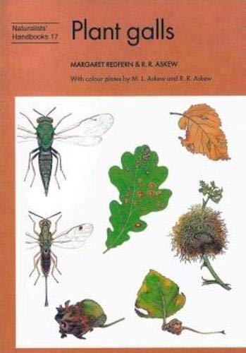 9780855462864: Plant Galls (Naturalists' Handbook Series)