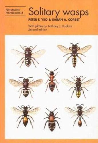 9780855462956: Solitary Wasps (Naturalists' Handbooks)