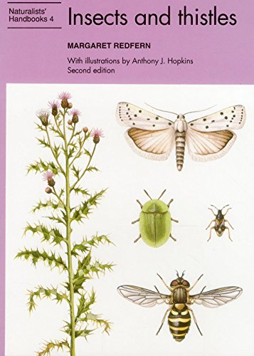 9780855462970: Insects and Thistles (Naturalists' Handbooks)