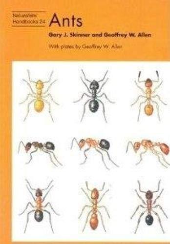 9780855463069: Ants (Naturalists' Handbook)