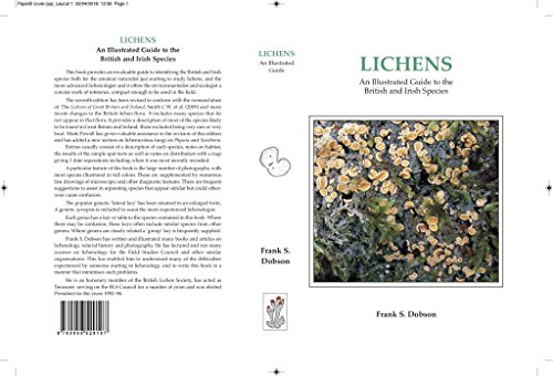 9780855463168: Lichens: An Illustrated Guide to the British and Irish Species