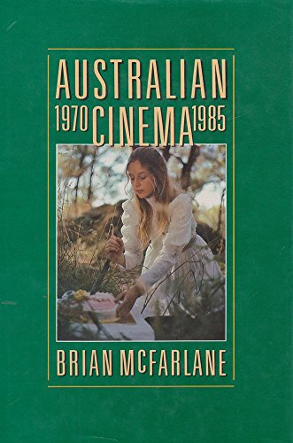 9780855610685: AUSTRALIAN CINEMA 1970-1985.