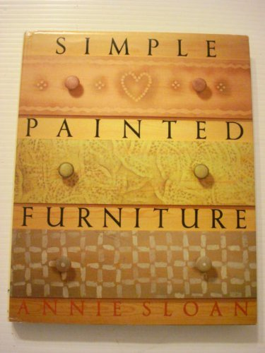 9780855613044: Simple Painted Furniture