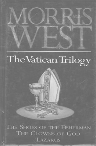 9780855615147: THE VATICAN TRILOGY The Shoes of the Fisherman The Clowns of God Lazarus