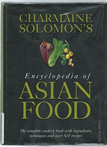 Asian charmaine encyclopedia food solomons