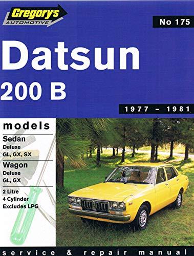 Datsun 200b (1977-81)