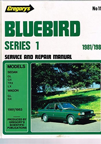 9780855665418: Datsun Bluebird Series 1 (1981-83)