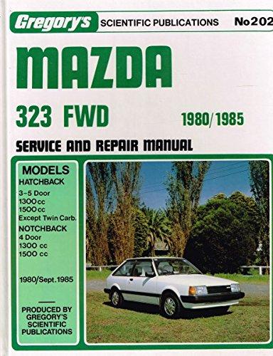 Mazda 323 (Fwd) (1980-85)
