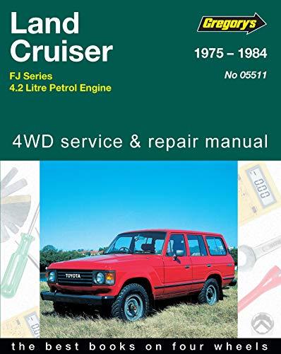 9780855666422: Toyota Land Cruiser 4.2 Ltr Fj Series Petrol (1975-84): Fj 40 45 55 60 Hardtop Softop Wagon Utliity CAB Chassis