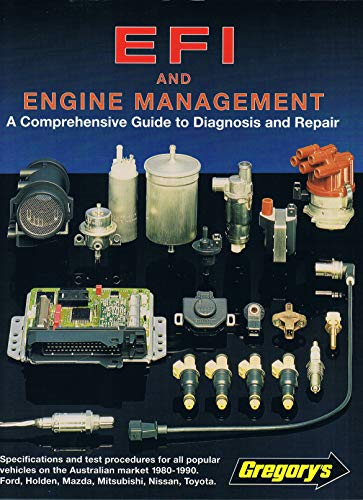 9780855666729: Efi and Engine Management: A Comprehensive Guide to Diagnosis and Repair Vol 1: A Comprehensive Guide to Diagnosis and Repair : Volume 1