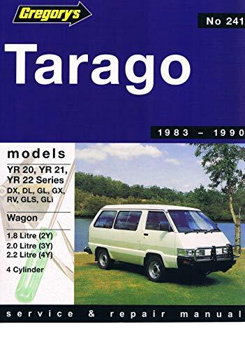 9780855667214: Toyota Tarago Yr20, 21 & 22 4 Cyl (1983-88): Manual No 241