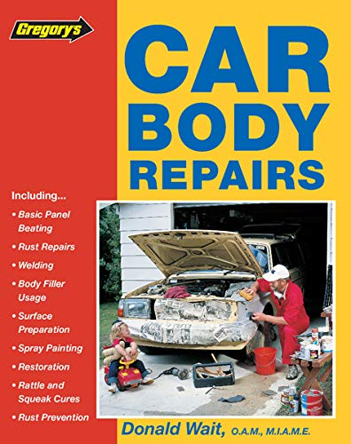 9780855667337: Gregory's Motoring Books and Guides: Car Body Repairs