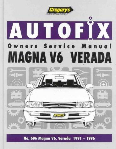 Magna/Veranda V6 (1991-96)