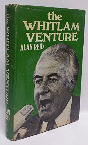 9780855720797: The Whitlam venture