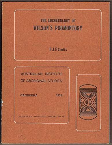 Aboriginal Antiquities in Australia. Their Nature and Preservation. Australian Aboriginal Studies ...