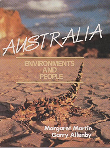 9780855831479: Australia - Environments and People
